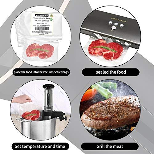 Sous Vide Roner Cucina a Bassa Temperatura 5