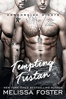 Tempting Tristan (A sexy standalone M/M romance) (Harborside Nights) by [Foster, Melissa]