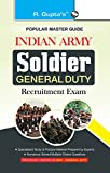 Indian Army - Soldier General Duty Recruitment Exam Guide