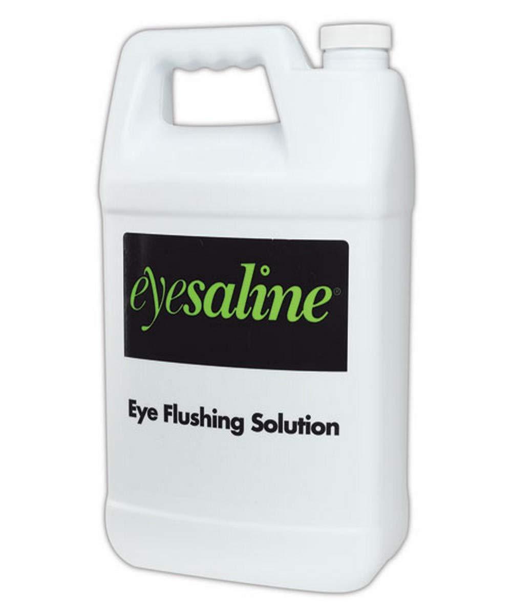 Sperian 32-000502-0000 Eyesaline Saline Solution, Standard, White (Pack of 4)