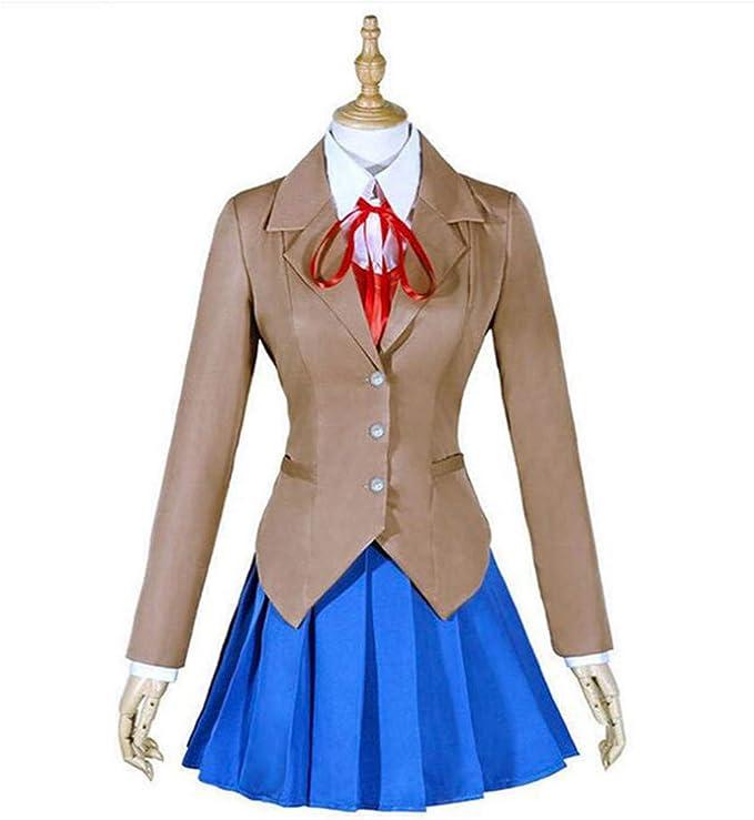 QZ Clásico de la Escuela Japonesa niñas Marinero Camisas de Vestir ...