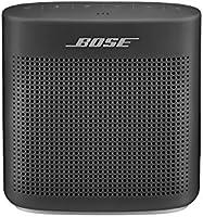 Bose SOUNDLINK COLOR ll Bocina Bluetooth, negra