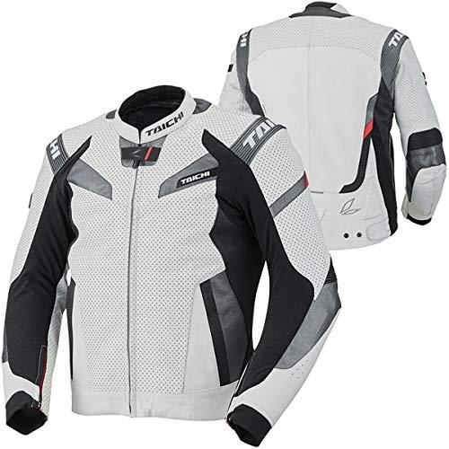 RS Taichi GPX Raptor Leather Jacket - RSJ833 (54 Euro/XX-Large) (White)