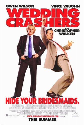 wedding crashers posters