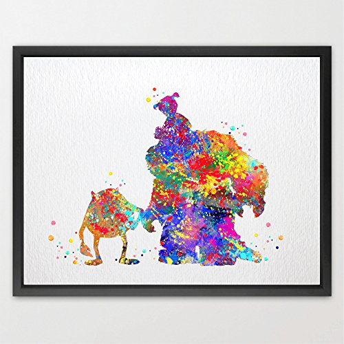 Compare Price: monsters inc canvas wall art - on StatementsLtd.com