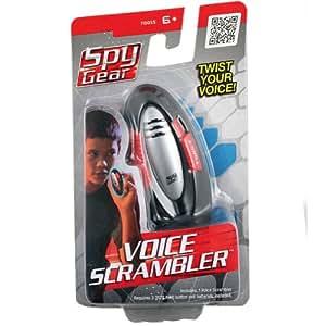 Spy Voice Scrambler