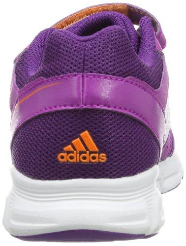 Adidas CF hiperenlace casi JR SCRATCH Lila D66060 SIZE 30 1/2