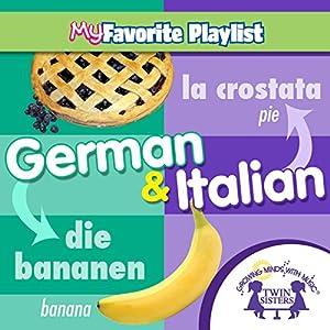 German and Italian Audiobook