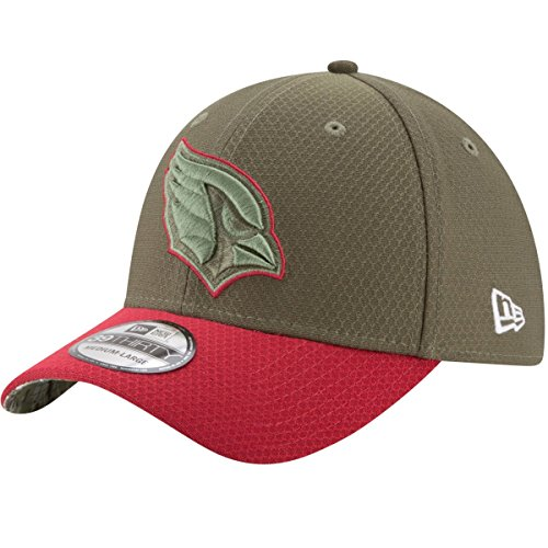 best loved 690d5 28ac5 Arizona Cardinals Salute to Service. New Era Arizona Cardinals NFL 39THIRTY  2017 Sideline Salute to Service Hat