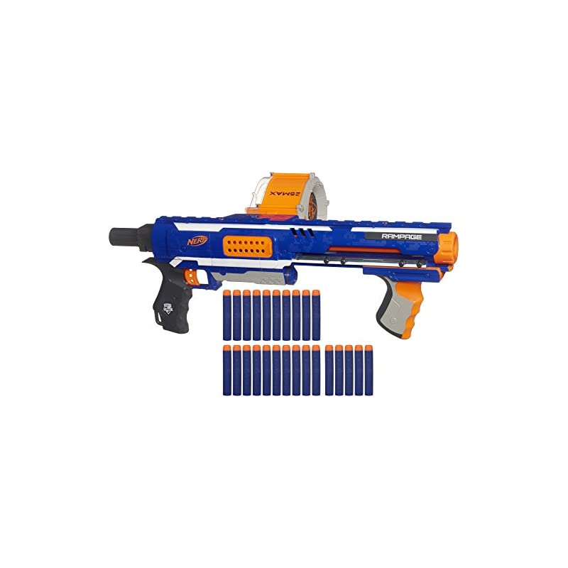 Nerf N-Strike Elite Rampage Blaster (Ama