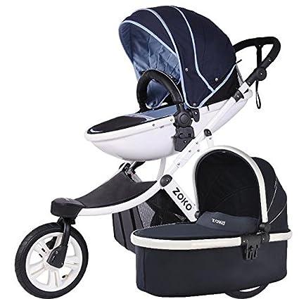 Amazon.com: mommy-4-life carrito 3 ruedas bebé stroller-1 ...