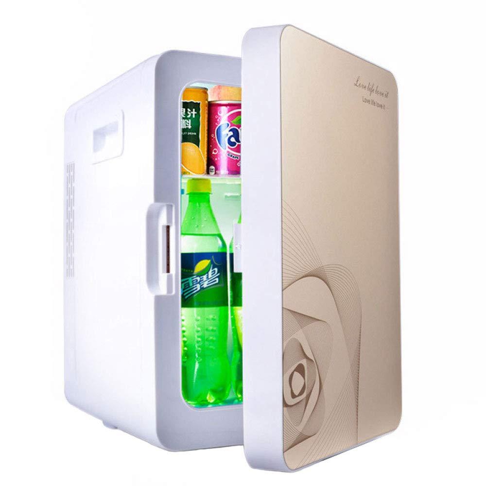 Mini Congelador Del Coche 20L Dormitorio Del Estudiante De Poca ...