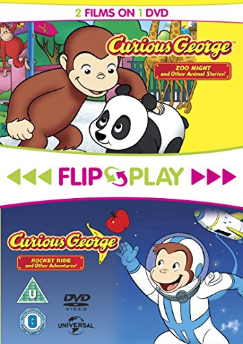 Flip & Play: Curious George: Zoo Night / Curious George's Rocket Ride [DVD]