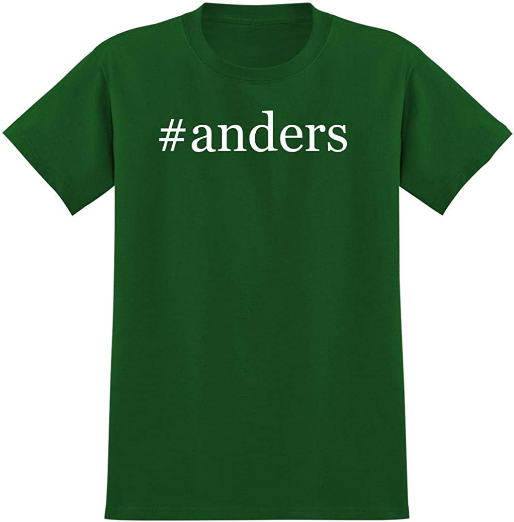 #anders - Hashtag Men's Graphic T-Shirt, Green, Small 51Xwd4OOOgL