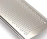 Microplane 0098399450049 45004 Grater Gourmet FINE, Silver