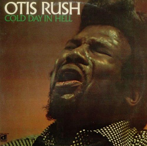 Cold Day in Hell [Vinyl] - Otis Australia