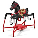 Best Radio Flyer 2 Yr Old Boy Toys - Radio Flyer Duke Interactive Riding Horse, 36 x Review