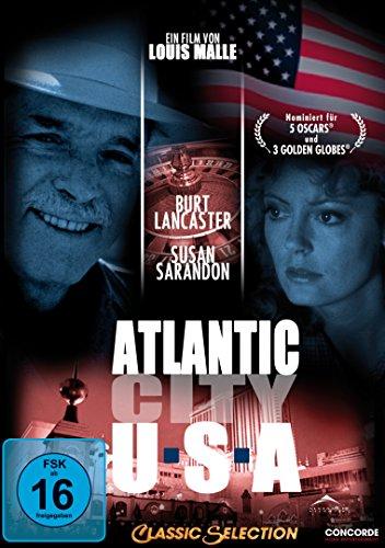 Atlantic City,U.S.a.(Dvd) [Import - Atlantic City Shops