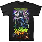 Rob Zombie Men's Room In Hell T-shirt X-Large Black