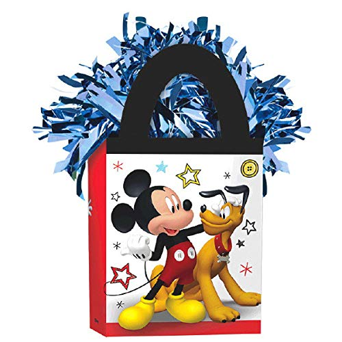 Amscan Mickey Mouse Party Theme, 1 Pieces, Made from Plastic Foil, Paw Patrol Birthday Party, 5.7oz by -
