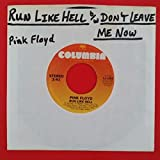 PINK FLOYD Run Like Hell b/w Dont Leave Me Now 45 rpm 7