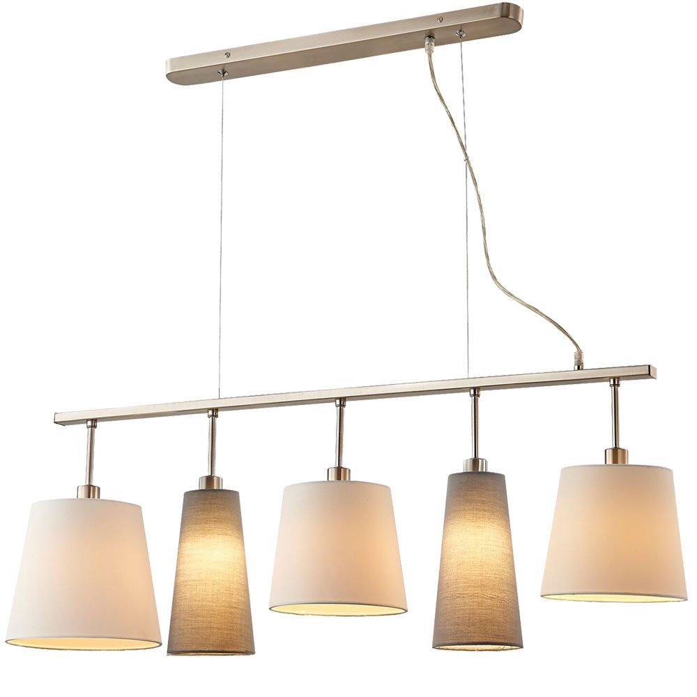 Nino Leuchten Lámpara de Techo de diseño Blanco para salón ...