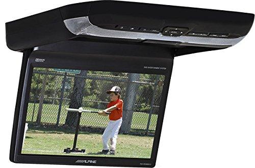 Alpine PKG-RSE3DVD 10.2 Monitor with Built-in DVD by Alpine