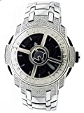 50 Cent G-unit Gs8 -44mm 1.45ct Diamond Watch