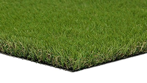 FIFA認定工場製造最高級人工芝 即納 防炎合格品  (高麗芝型芝抗菌仕様) 1X10 m 丈高3㎝ ロール状 B06WCZN4ZJ 19800