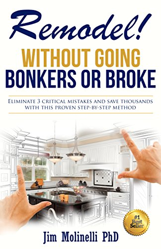 Remodel - Without Going Bonkers or Broke: A Home Improvement Primer by [Molinelli, Jim]