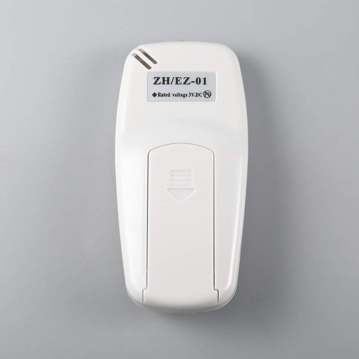 Gris Remplacement de t/él/écommande Universelle pour climatiseur Intelligent pour t/él/écommande de climatisation ZH//EZ-01 AC A//C