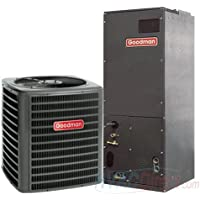 GOODMAN AIR CONDITIONER 3 TON 16 SEER GOODMAN HEAT PUMP VARIABLE SPEED SYSTEM - DSZC160361 / AVPTC49D14