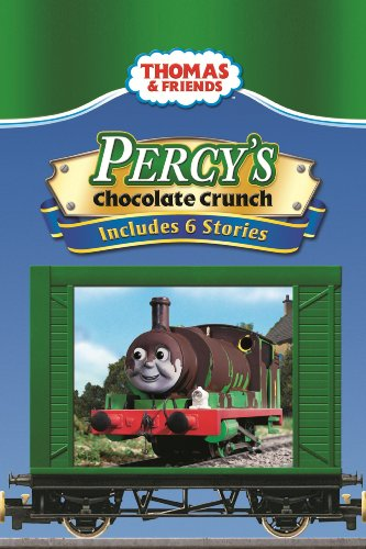 Amazon Com Thomas Amp Friends Percy S Chocolate Crunch N