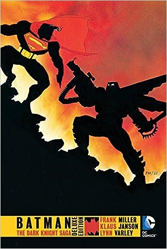 Batman: The Dark Knight Saga Deluxe Edition by Frank Miller