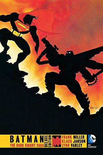 Dark Frank The Returns Miller Knight - Batman: The Dark Knight Saga Deluxe Edition