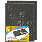 Cat Box ANDALUS Cat Litter Mat | Small/Large/X-Large Size | Phthalate & BPA...