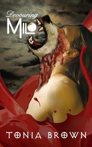 book cover of Devouring Milo
