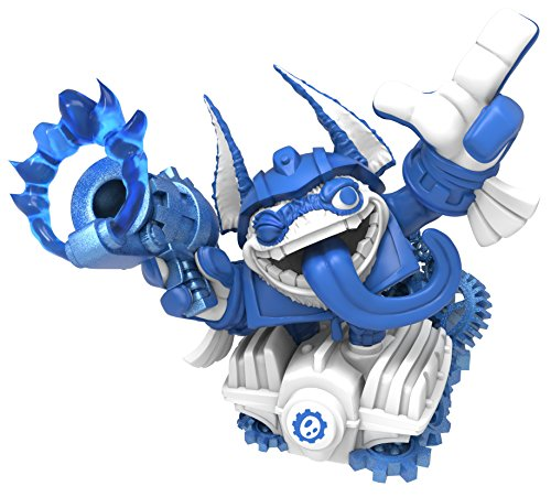 Skylanders Superchargers: Drivers Power Blue - Trigger Happy Character (Trigger Happy Skylander)
