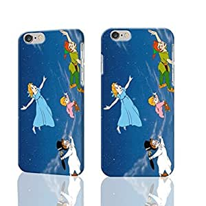 """Peter Pan Mary Poppins Wizard Oz Vintage Quote 3D Rough iphone 6 -4.7 inches Case Skin, fashion design image custom iPhone 6 - 4.7 inches , durable iphone 6 hard 3D case cover for iphone 6 (4.7""""), Case New Design By Codystore"""