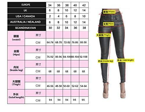 Slim Pants Mode Élastique Crayon Pantalon Schwarz Denim Droites Femmes Taille 3d Broderie Floral 4 Bolawoo Jeans Noir Haute Chic Pour Stretch H9YEI2WD
