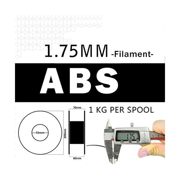 Tesseract 1.75mm ABS (1kg) (White)