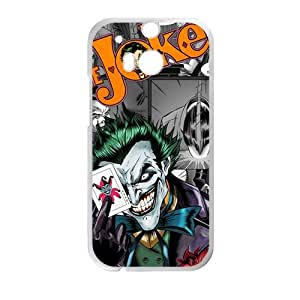 Happy Amusing joker Cell Phone Case for HTC One M8