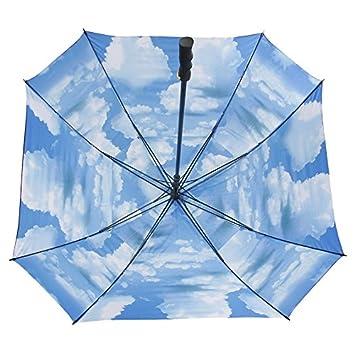 Ogio OG AC Paraguas de Golf, Azul, Talla Única