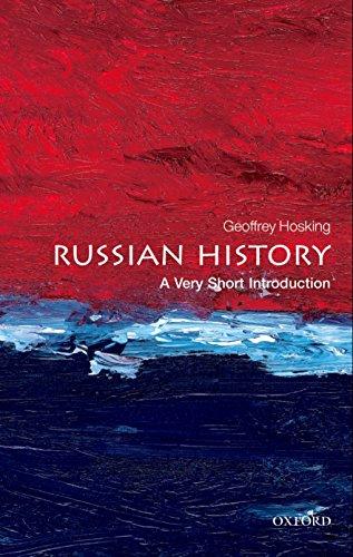 Russian History: A Very Short (Best Russian Short)