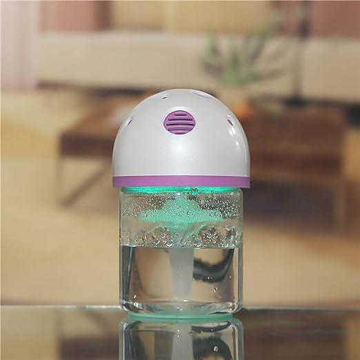 WMYWBYT Caliente en Forma de Hongo USB purificador de Aire ...
