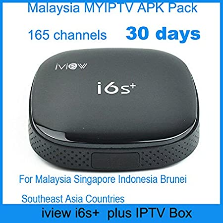 Original i6s plus ASTRO Malaysia IPTV Box With 1 months
