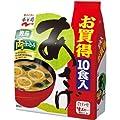 NAGATANIEN Asage Japanese Miso Soup x 10pcs (JAPAN IMPORT)