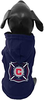 product image for All Star Dogs MLS Unisex MLS Cotton Hooded Dog Shirt