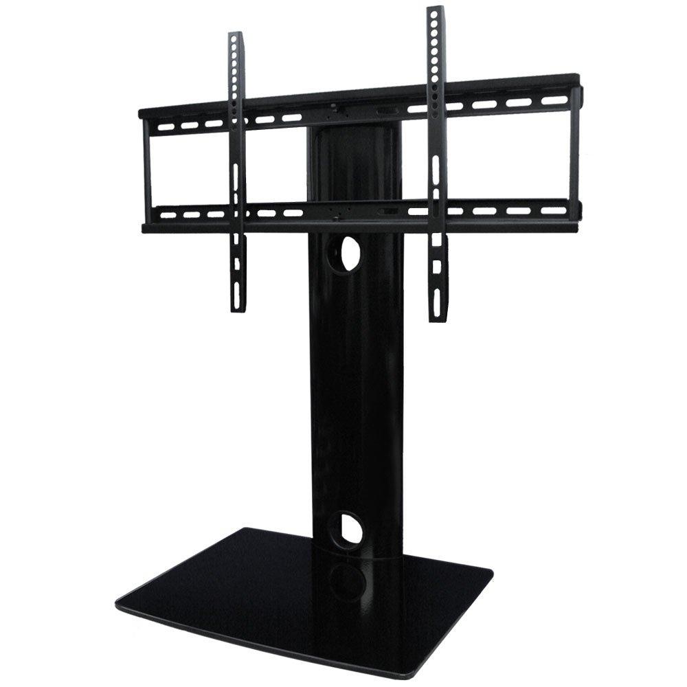 Swiveling TV Wall Mount with Shelf (Shelves)
