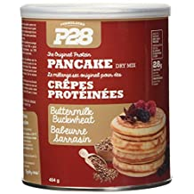 P28 Protein Pancake Mix Buttermilk Buckwheat, 454gm